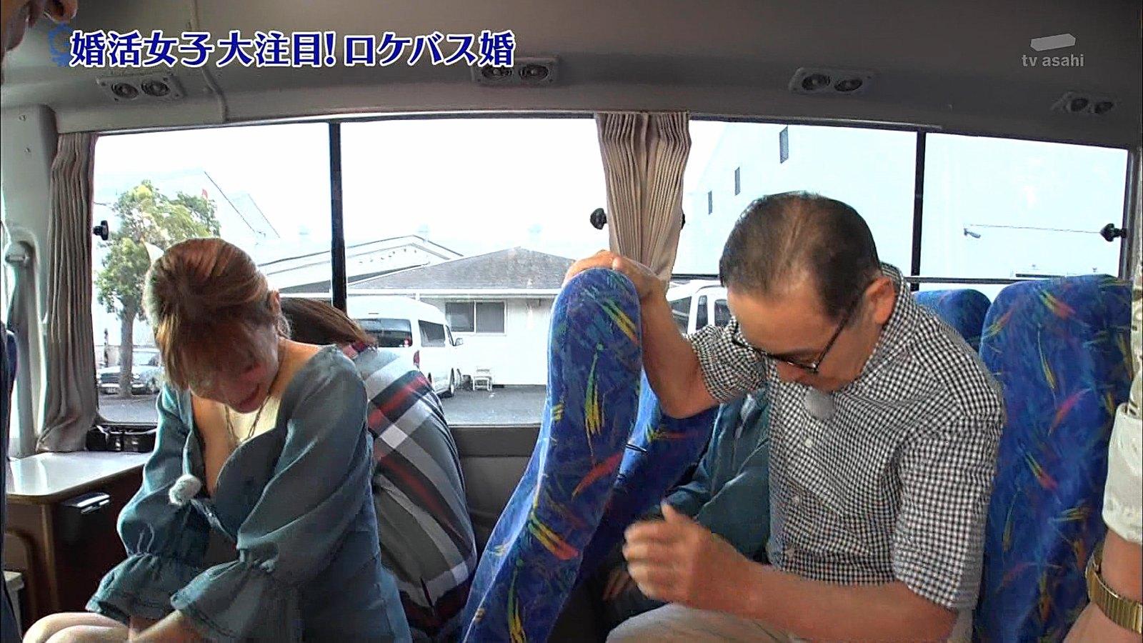 瑛茉ジャスミン_胸チラ_谷間_おっぱい_タモリ倶楽部_09