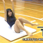【画像あり】『教えてもらう前と後』足のむくみの検証を行っていた女子たちの生足がエロかった件!