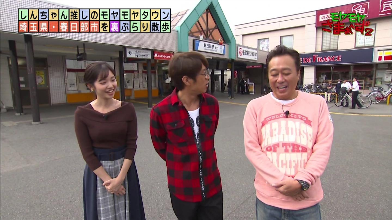 田中瞳_女性アナウンサー_ニットおっぱい_エロ画像_08