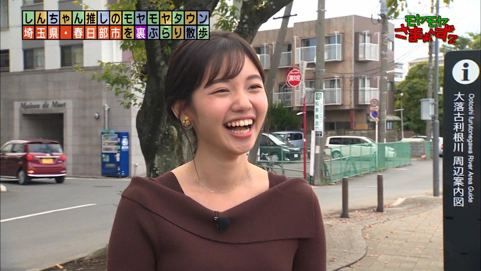 田中瞳_女性アナウンサー_ニットおっぱい_エロ画像_47