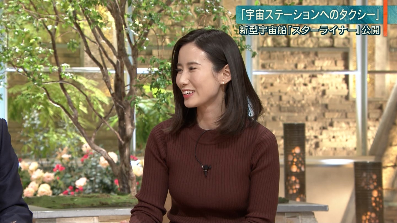 森川夕貴_ニット_横乳_おっぱい_報道ステーション_09