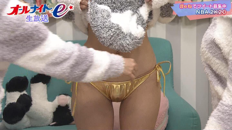 グラドル_ビキニ水着_おっぱい_オールナイトe!_17