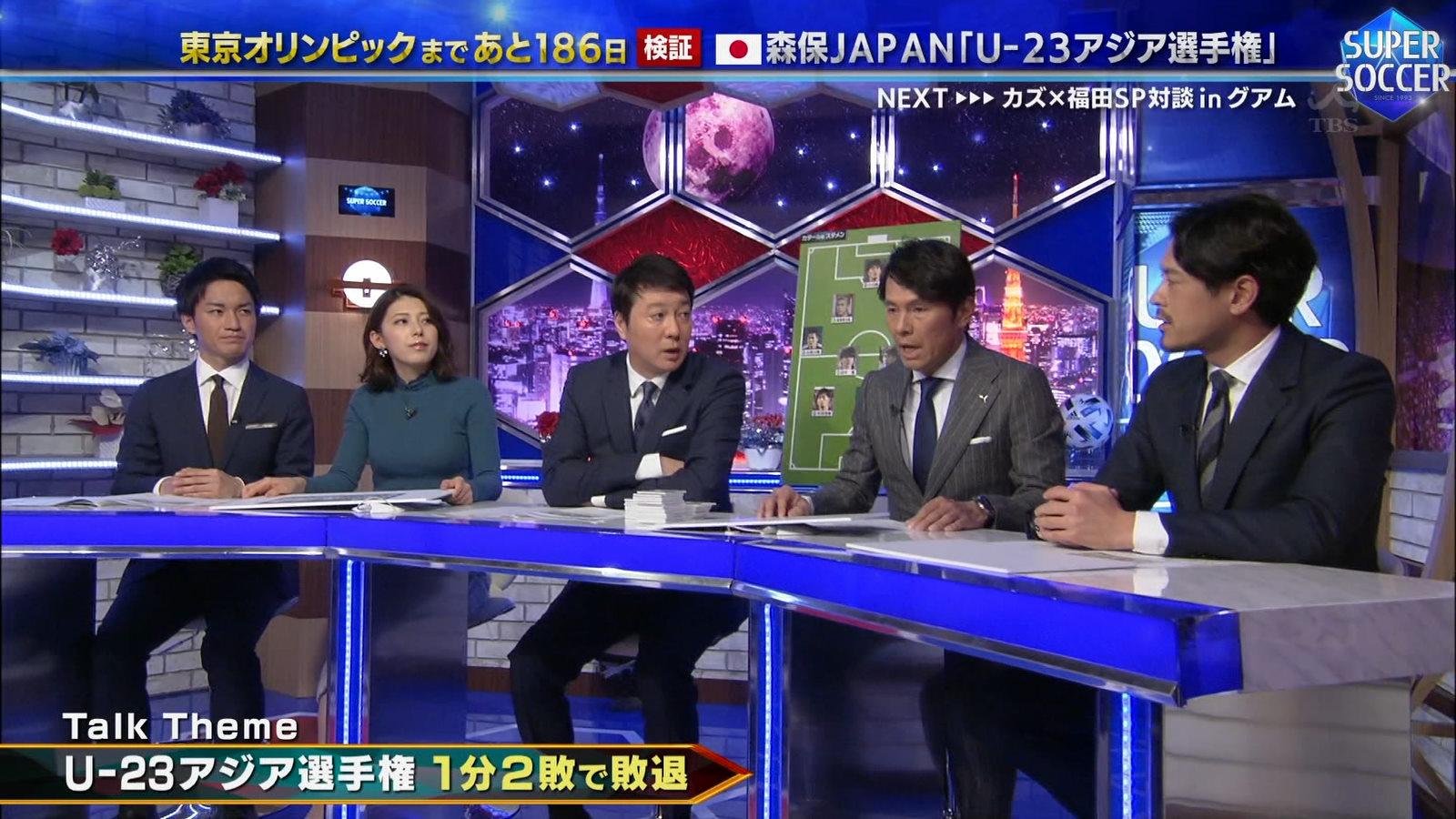 上村彩子_女子アナ_おっぱい_スーパーサッカー_04