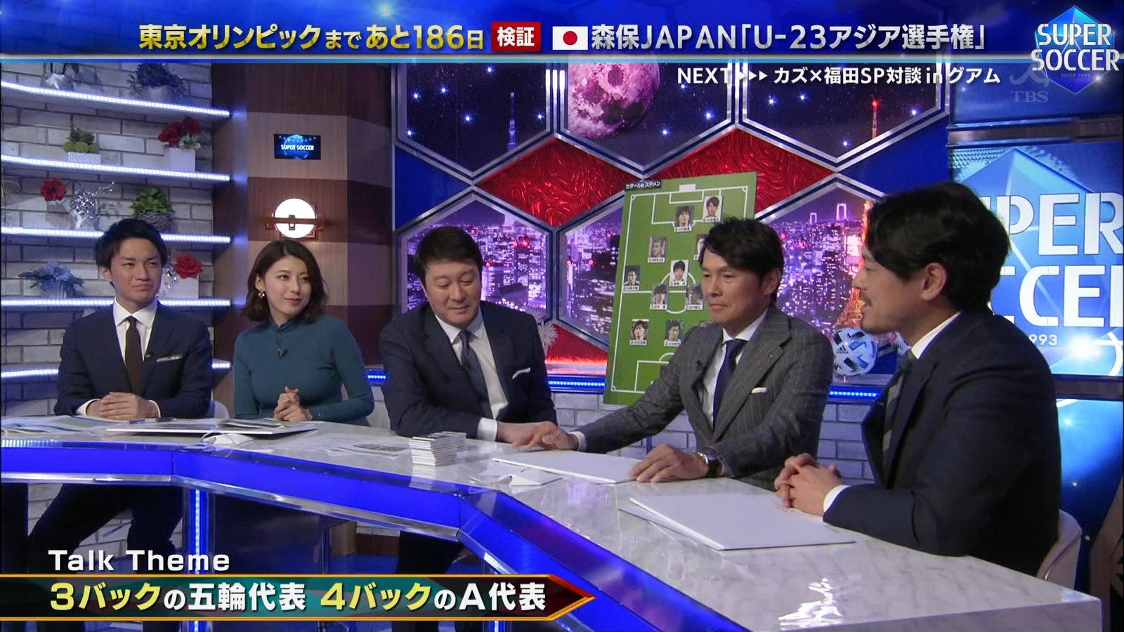 上村彩子_女子アナ_おっぱい_スーパーサッカー_14