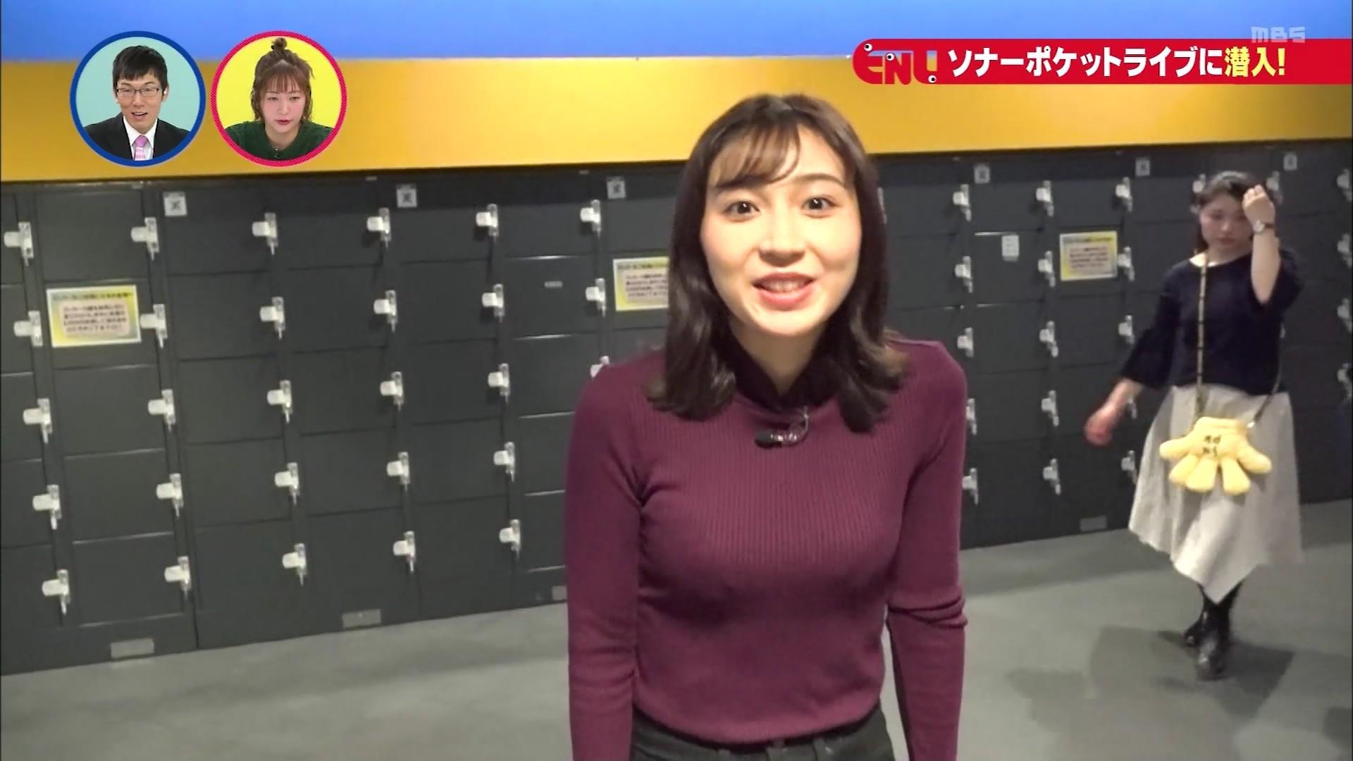 野嶋紗己子_女子アナ_オッパイ_乳揺れ_エロ画像_04