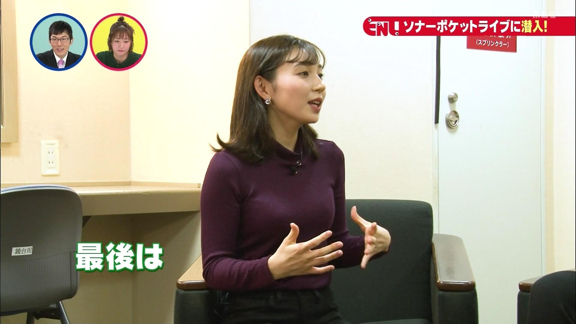 野嶋紗己子_女子アナ_オッパイ_乳揺れ_エロ画像_20