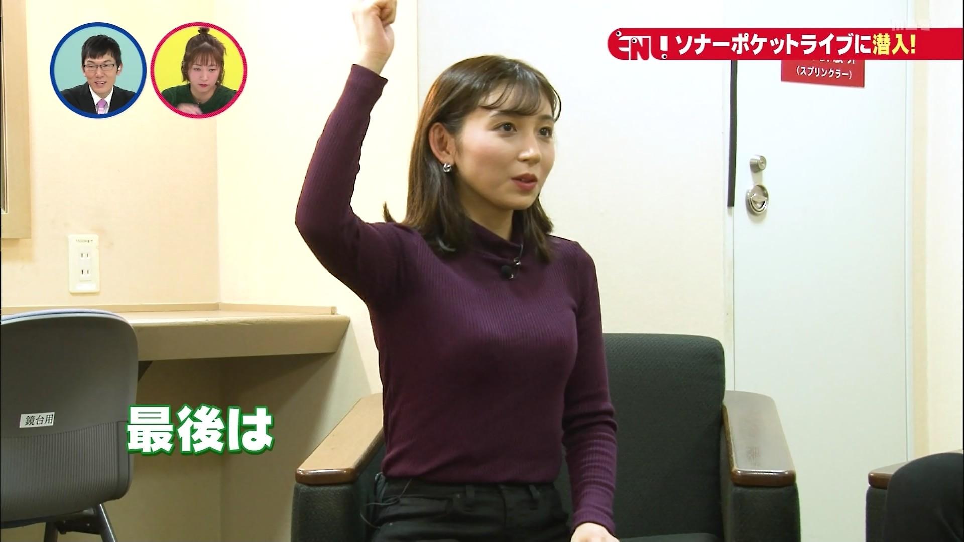 野嶋紗己子_女子アナ_オッパイ_乳揺れ_エロ画像_21