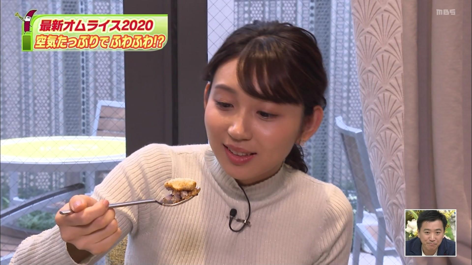 野嶋紗己子_女子アナ_着衣オッパイ_ちちんぷいぷい_05