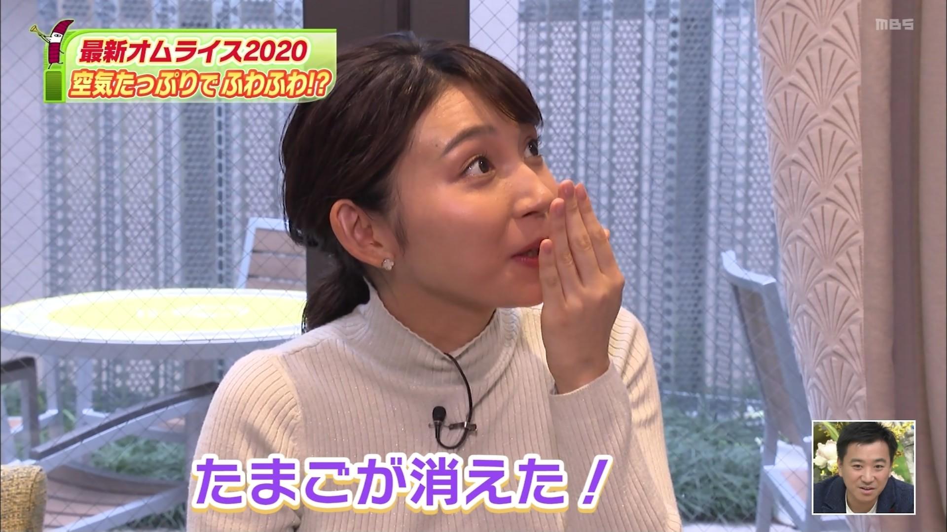 野嶋紗己子_女子アナ_着衣オッパイ_ちちんぷいぷい_09