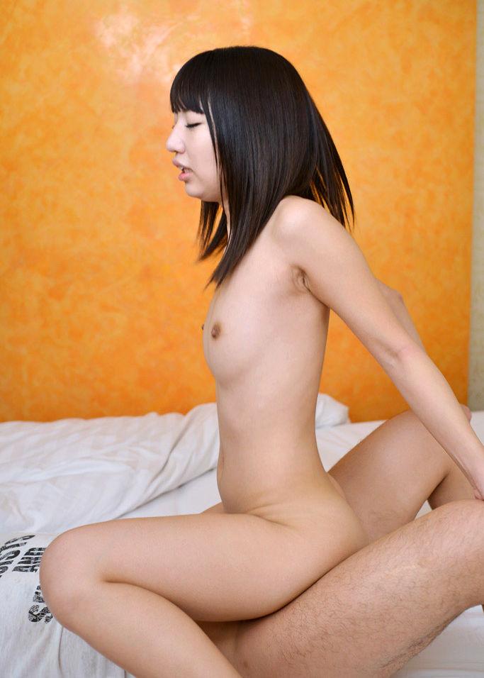 騎乗位_セックス_おっぱい_エロ画像